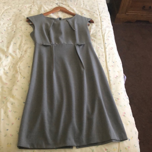 Aa Studio Dresses & Skirts - AA studio Light grey knee length dress